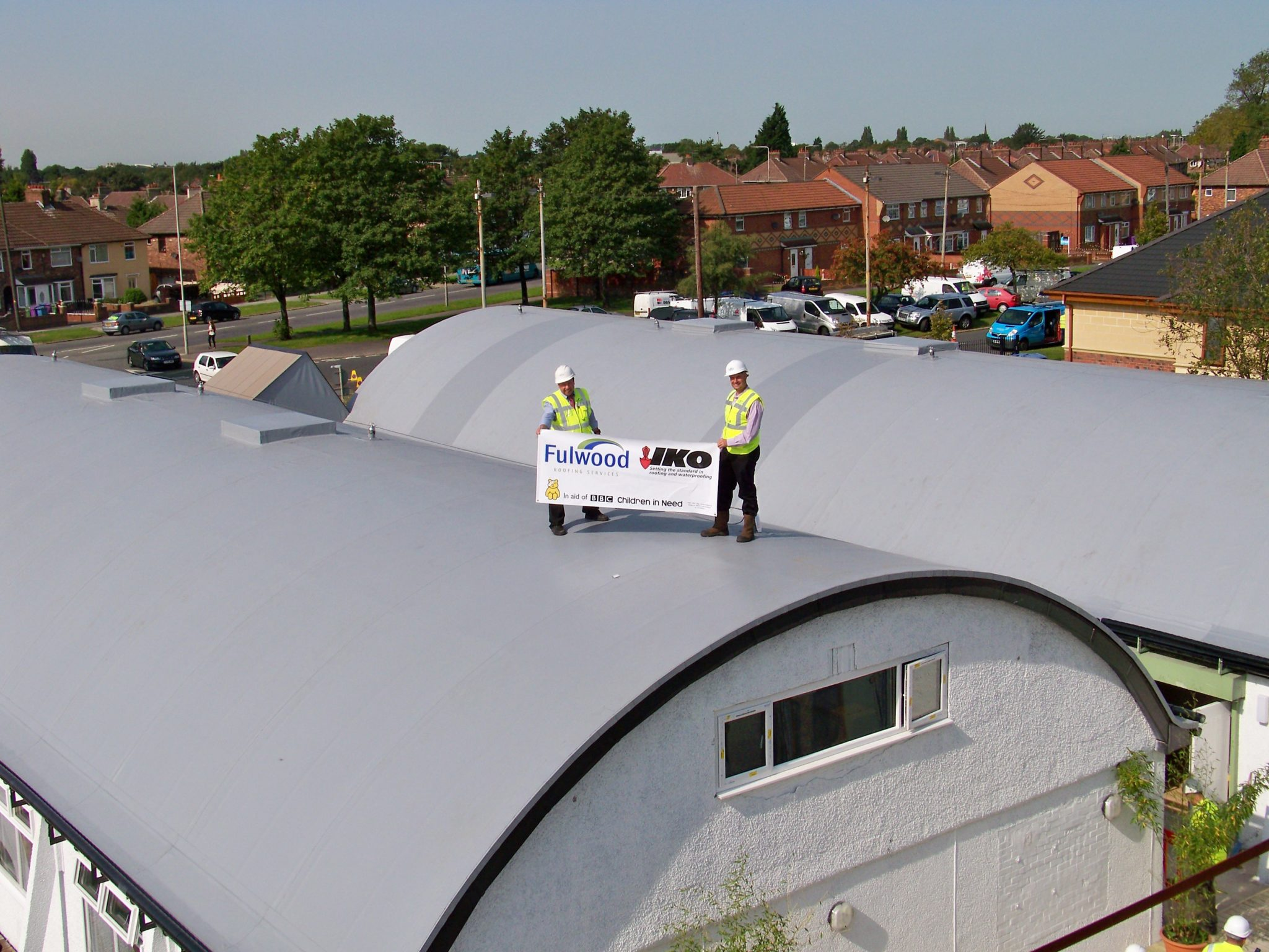 Specialist Projects Fulwood Roofing