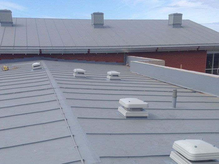 single ply roofing Fulwood Roofing