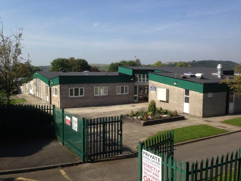 Buckstone Primary School re-roofing project
